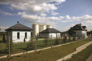 Uzdrowiskowy Zakład Górniczy - Las Winiarski, 2015 r.