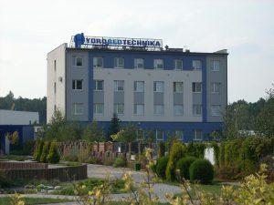 Siedziba firmy Hydrogeotechnika