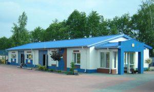 Pomieszczenia techniczne firmy Hydrogeotechnika